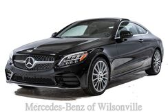 2019_Mercedes-Benz_C_300 4MATIC® Coupe_ Portland OR