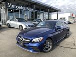 2019 Mercedes-Benz C 300 4MATIC® Coupe