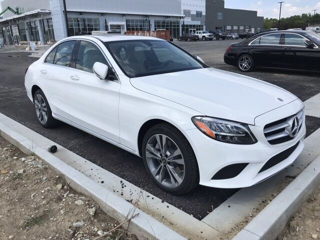 2019 Mercedes-Benz C 300 4MATIC® Sedan Indianapolis IN