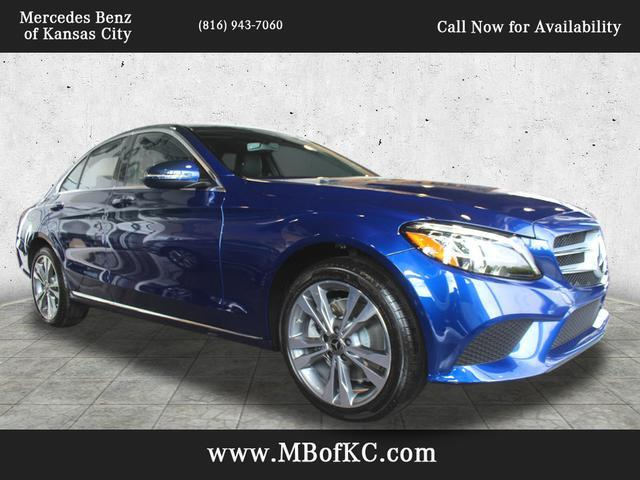 2019 Mercedes-Benz C 300 4MATIC® Sedan Kansas City MO