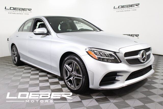 2019 Mercedes-Benz C 300 4MATIC® Sedan Lincolnwood IL