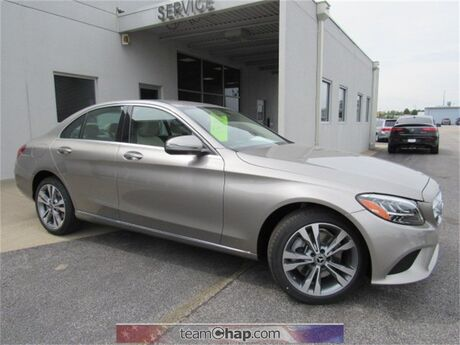 2019 Mercedes-Benz C 300 4MATIC® Sedan Marion IL