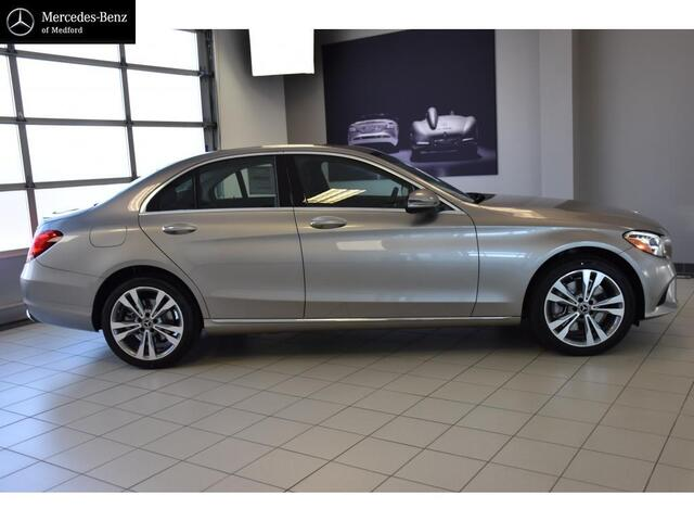 2019 Mercedes-Benz C 300 4MATIC® Sedan Medford OR