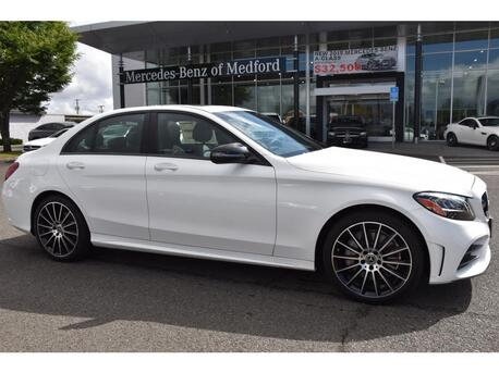 2019_Mercedes-Benz_C_300 4MATIC® Sedan_ Medford OR