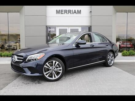 2019_Mercedes-Benz_C_300 4MATIC® Sedan_ Merriam KS