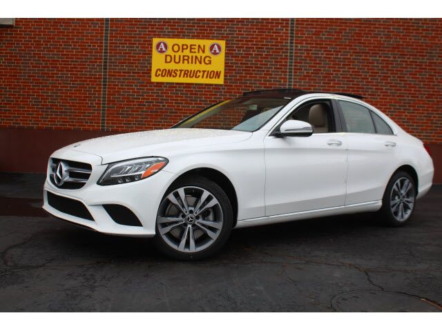 2019 Mercedes-Benz C 300 4MATIC® Sedan Oshkosh WI
