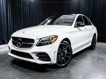 2019 Mercedes-Benz C 300 4MATIC® Sedan