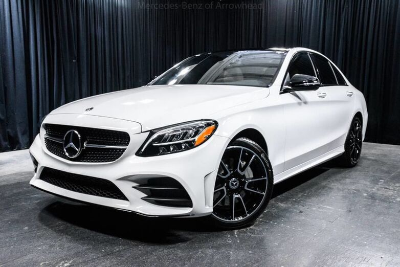2019 Mercedes-Benz C 300 4MATIC® Sedan Scottsdale AZ