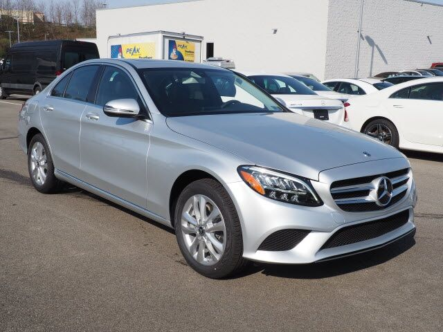 2019 Mercedes-Benz C 300 4MATIC® Sedan Washington PA