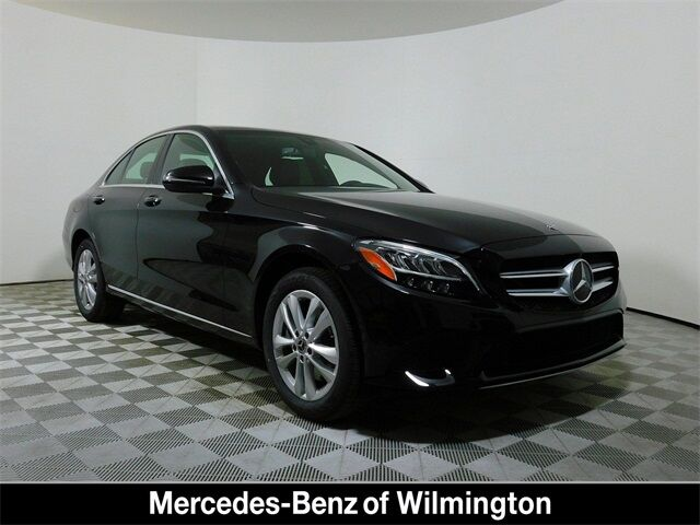 2019 Mercedes-Benz C 300 4MATIC® Sedan Wilmington DE