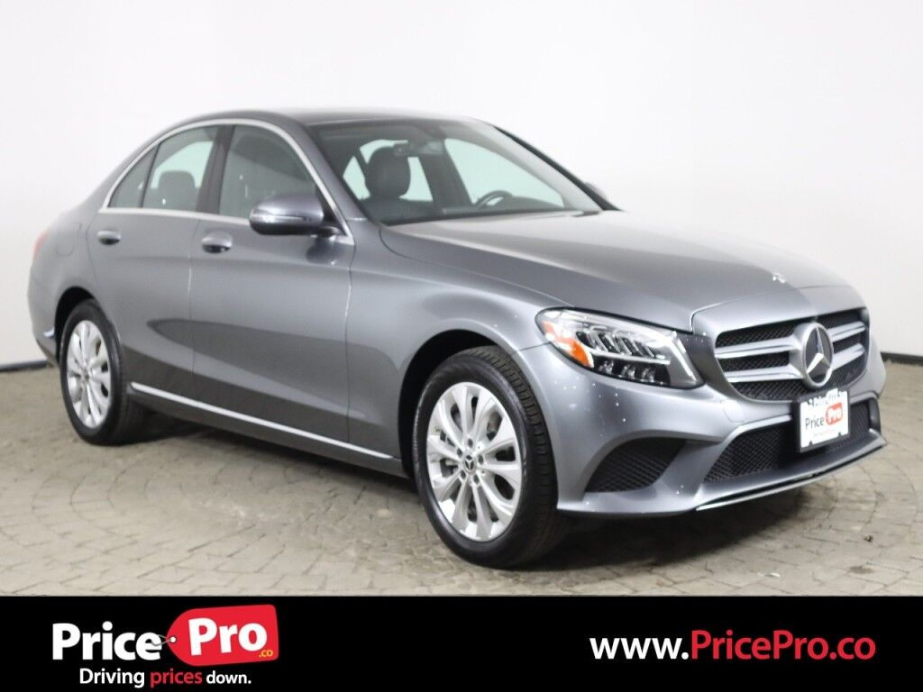 2019 Mercedes-Benz C 300 4MATIC w/Nav/Sunroof Maumee OH