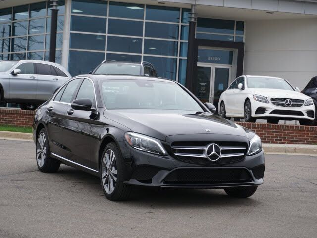 2019 Mercedes-Benz C 300 4MATIC® Sedan  Novi MI