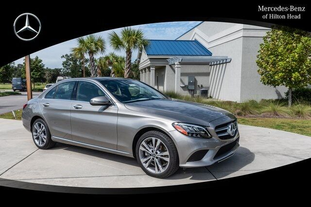2019 Mercedes-Benz C 300 4MATIC® Sedan Bluffton SC