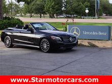 2019_Mercedes-Benz_C_300 Cabriolet_ Houston TX