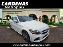 2019_Mercedes-Benz_C_300 Coupe_ Harlingen TX