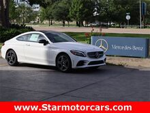 2019_Mercedes-Benz_C_300 Coupe_ Houston TX