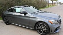 2019_Mercedes-Benz_C_300 Coupe_ San Juan TX