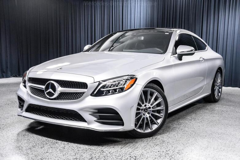 2019 Mercedes-Benz C 300 Coupe Scottsdale AZ