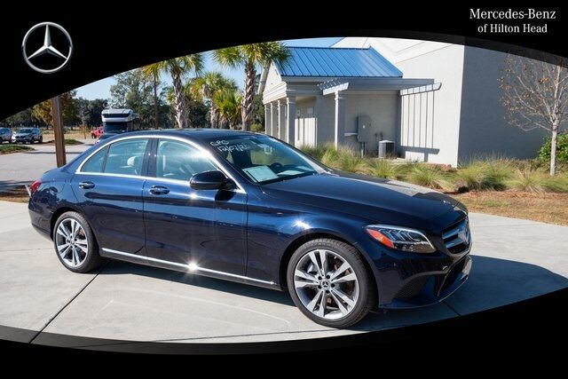 2019 Mercedes-Benz C 300 Sedan Bluffton SC