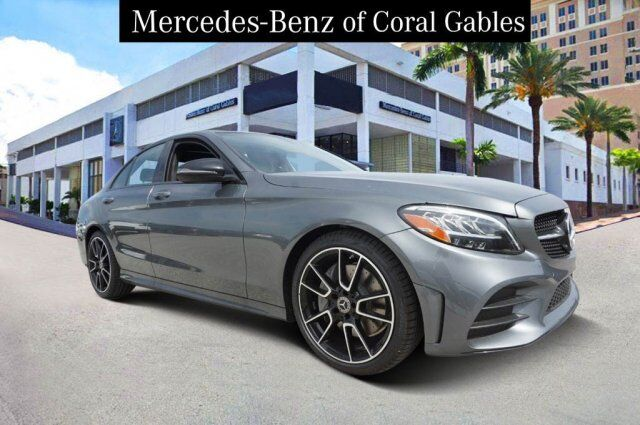 2019 Mercedes-Benz C 300 Sedan Coral Gables FL