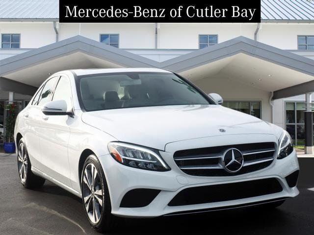 2019 Mercedes-Benz C 300 Sedan Cutler Bay FL