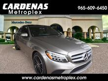 2019_Mercedes-Benz_C_300 Sedan_ Harlingen TX