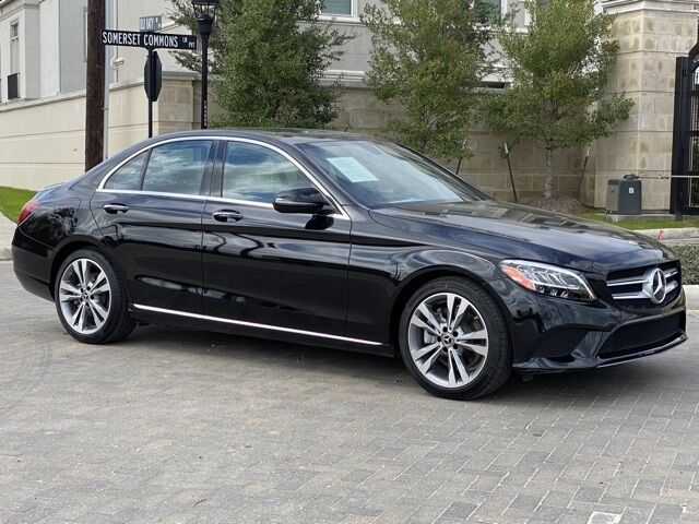 2019 Mercedes-Benz C 300 Sedan Houston TX