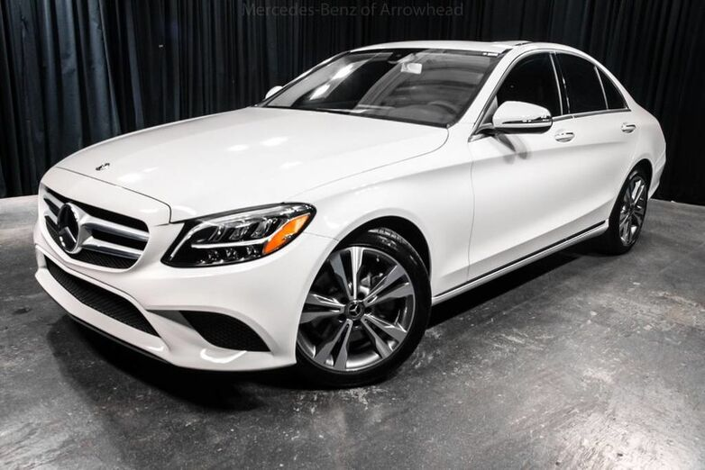 2019 Mercedes-Benz C 300 Sedan Scottsdale AZ