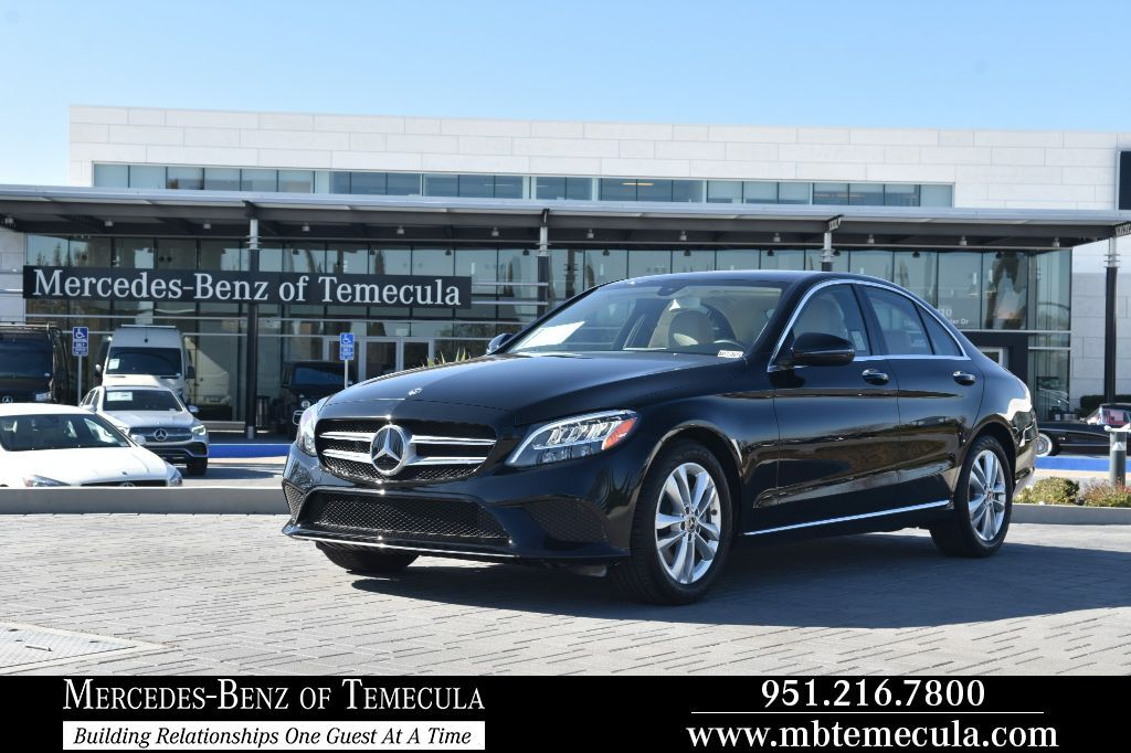 2019 Mercedes-Benz C 300 Sedan Temecula CA