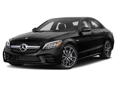 2019_Mercedes-Benz_C_AMG® 43 4MATIC® Sedan_  Novi MI