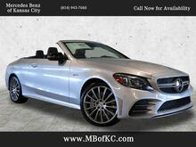 2019_Mercedes-Benz_C_AMG® 43 Cabriolet_ Kansas City MO