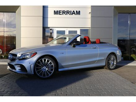 2019_Mercedes-Benz_C_AMG® 43 Cabriolet_ Merriam KS
