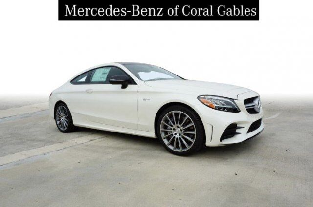 2019 Mercedes-Benz C AMG® 43 Coupe Coral Gables FL