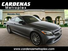 2019_Mercedes-Benz_C_AMG® 43 Coupe_ Harlingen TX