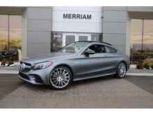 2019_Mercedes-Benz_C_AMG® 43 Coupe_ Oshkosh WI