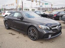 2019_Mercedes-Benz_C_AMG® 43 Coupe_ Washington PA