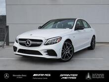 2019_Mercedes-Benz_C_AMG® 43 Sedan_ Gilbert AZ