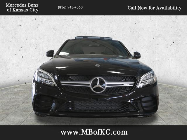 2019 Mercedes-Benz C AMG® 43 Sedan Kansas City MO