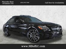 2019_Mercedes-Benz_C_AMG® 43 Sedan_ Kansas City MO
