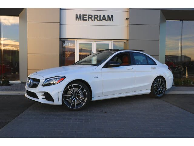 2019 Mercedes-Benz C AMG® 43 Sedan Merriam KS