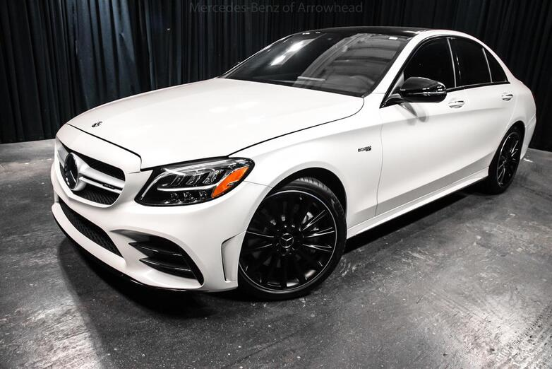 2019 Mercedes-Benz C AMG® 43 Sedan Scottsdale AZ