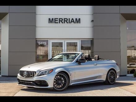 2019_Mercedes-Benz_C_AMG® 63 Cabriolet_ Merriam KS