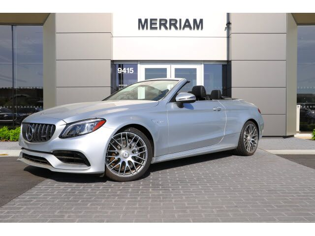 2019 Mercedes-Benz C AMG® 63 Cabriolet Merriam KS