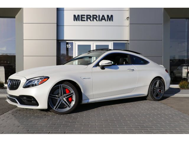 2019 Mercedes-Benz C AMG® 63 S Coupe Merriam KS