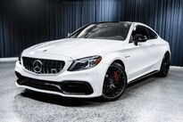 Mercedes-Benz C AMG® 63 S Coupe 2019
