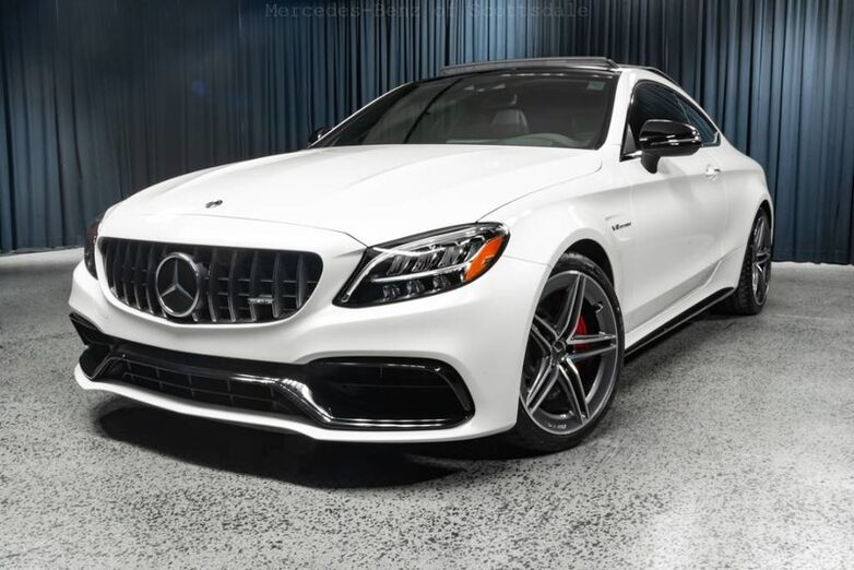 2019 Mercedes-Benz C AMG® 63 S Coupe Scottsdale AZ