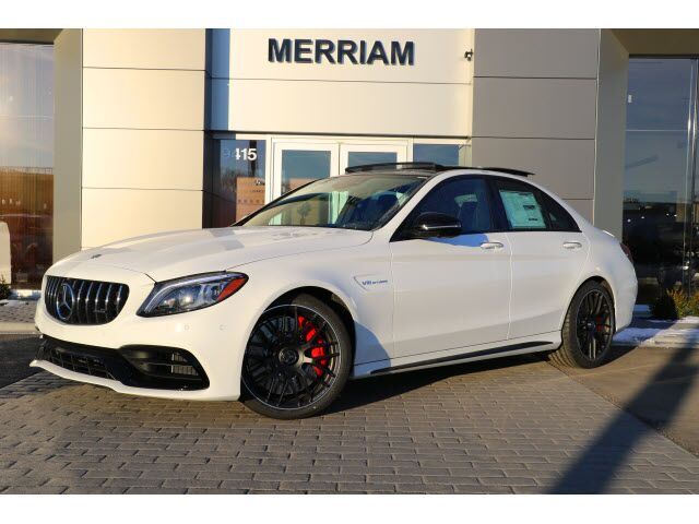 2019 Mercedes-Benz C AMG® 63 S Sedan Merriam KS