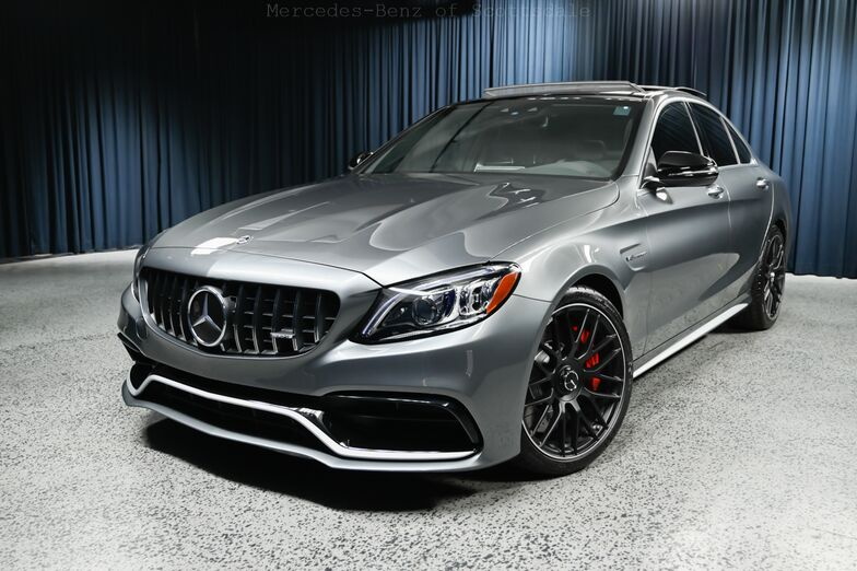 2019 Mercedes-Benz C AMG® 63 S Sedan Peoria AZ