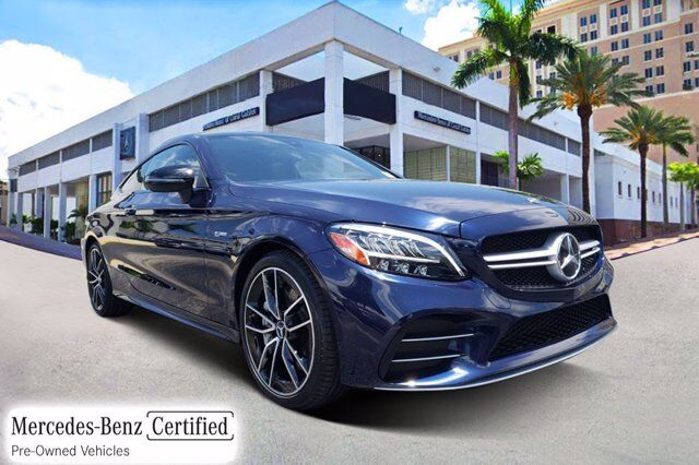 2019 Mercedes-Benz C AMG® 43 Coupe # Y649 Coral Gables FL