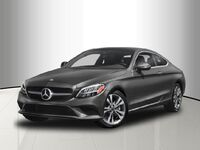 Mercedes-Benz C-Class 300 4MATIC® Coupe 2019